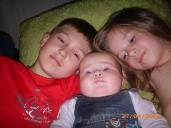 Hgo, Maë-Lou et Rachel