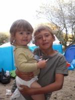 Alex et Maë-Lou