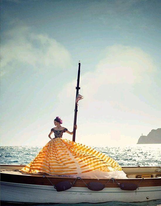Le beau voyage d'une reine