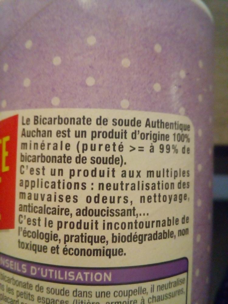 Bicarbonate de soude alimentation et sant forum nutrition for A quoi sert le bicarbonate de soude en cuisine