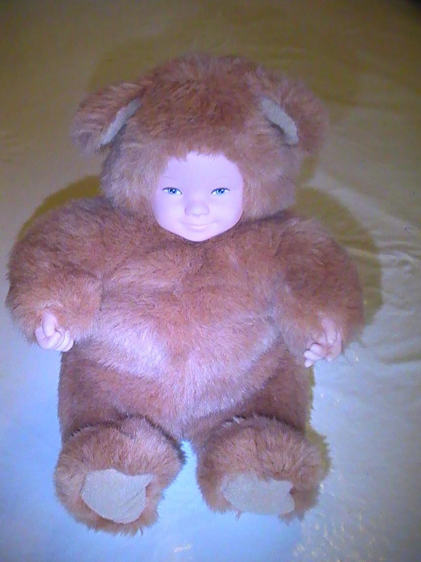 B b ours en peluche anne geddes 14 frais de port divers doudous meluesine photos - Frais de port mon album photo ...