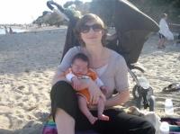 premier jour de plage