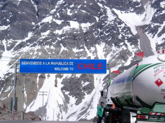 frontière argentine