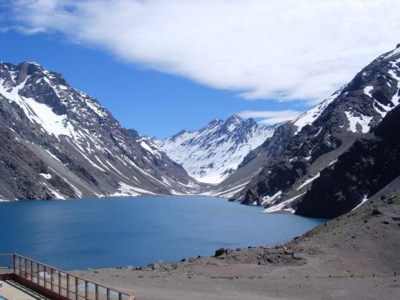 laguna del Inca (Portillo)