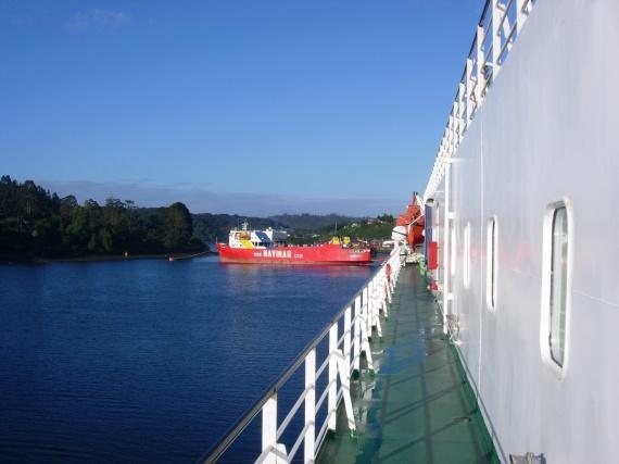 ferries Navimag
