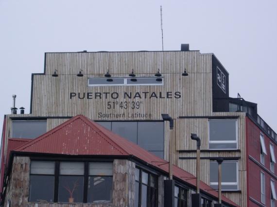 latitude Pto Natales