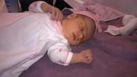 A la maternité - le jour de la sortie soit 5e jour