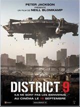 District 9 Affiche