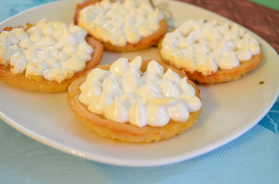 Pumpkin Meringue Tartelettes Recipes — Dishmaps