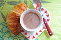 croissant chocolat