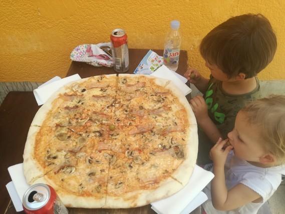 Zadar crazy pizza