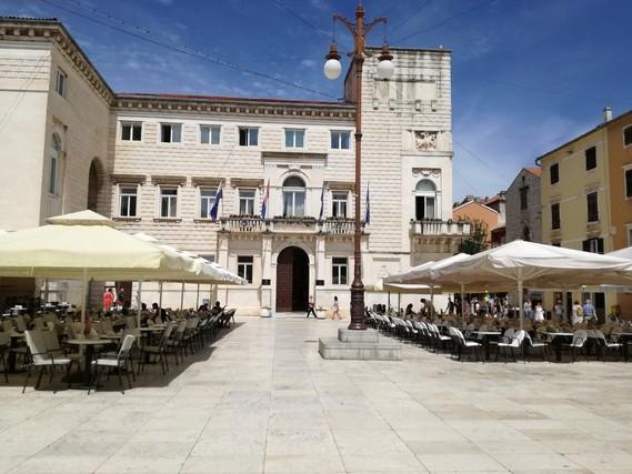 Zadar Narodni trg