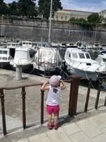 Zadar saori port