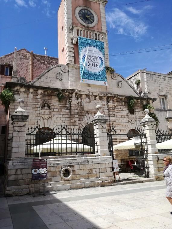 Zadar horloge