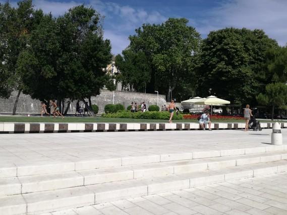 Zadar orgue de mer