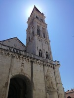 Trogir église