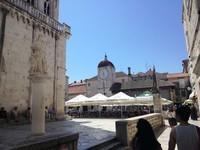 Trogir place