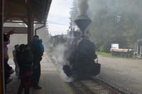 Svk terchova locomotive