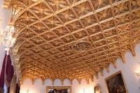 Svk bojnice plafond doré