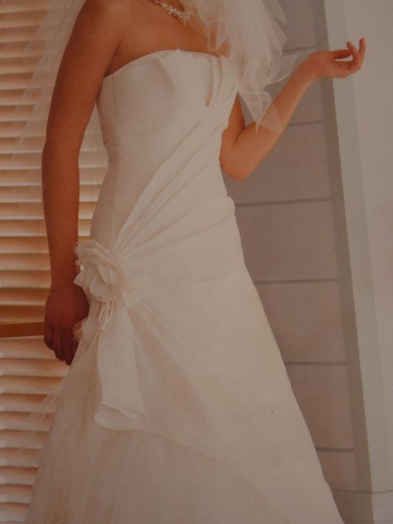 Détail de la robe