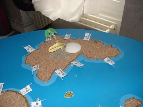 Mon 17 juillet 2010 th me les les ivoire turquoise mariage forum vie pratique Centre table mariage plage idees