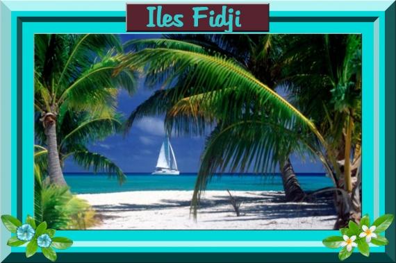 Nom de table : Iles Fidji