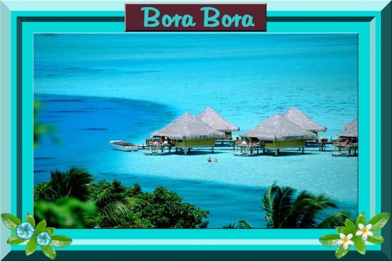 Nom de table : Bora Bora