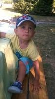 Mon bébé Willou 1an et des brouettes