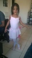 Une danseuse est née