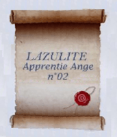 Lazulite - diplôme