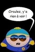 Cartman - Circulez