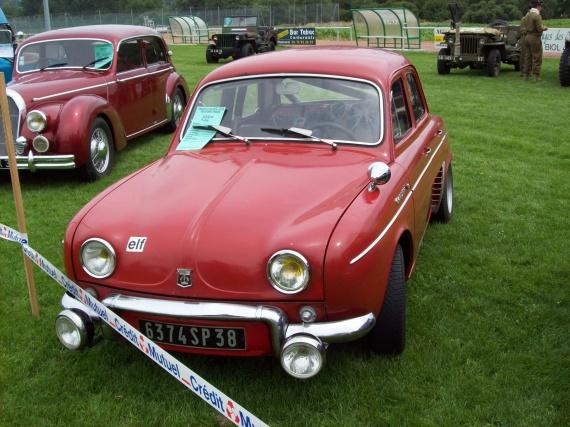 1959 Renault Dauphine Gordini