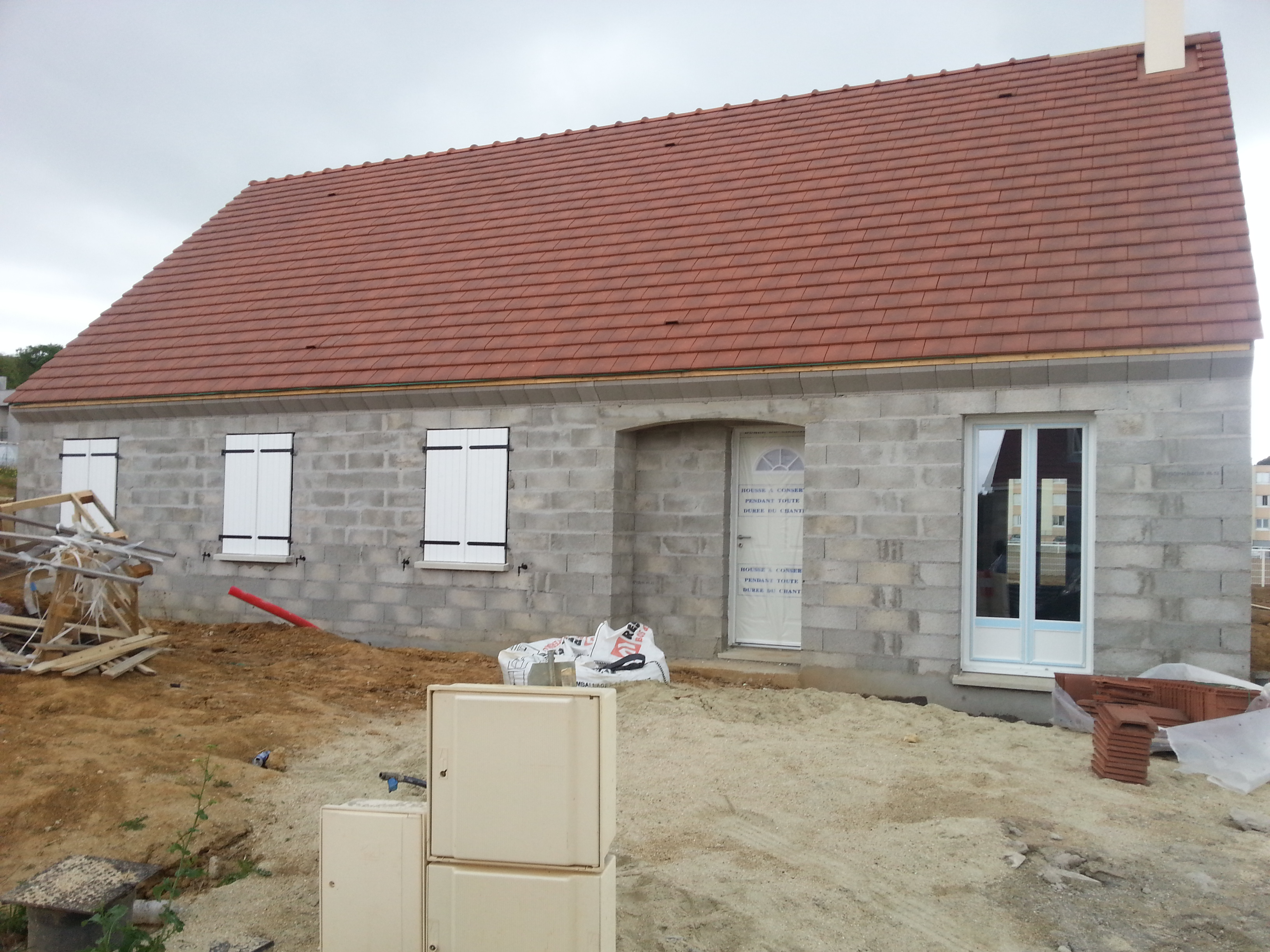 Cout construction maison avec sous sol for Cout construction maison 100m2