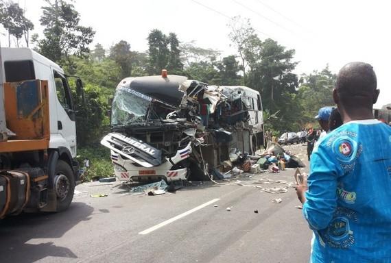 Accident de la route au Cameroun, cause : fatigue chauffeur. Il était diabétique