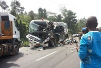 Accident de la route au Cameroun, cause : fatigue chauffeur. Il était diabétique