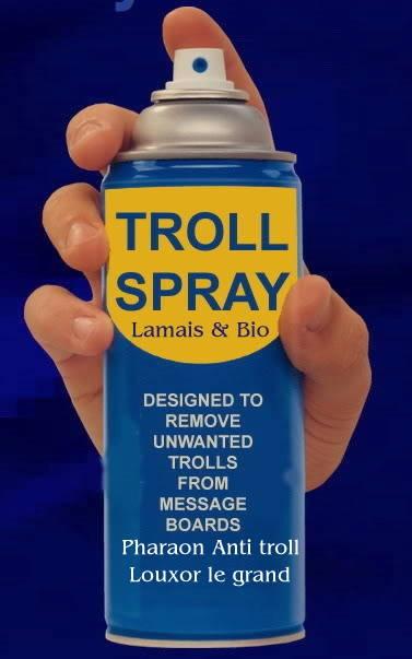 bombe anti-troll