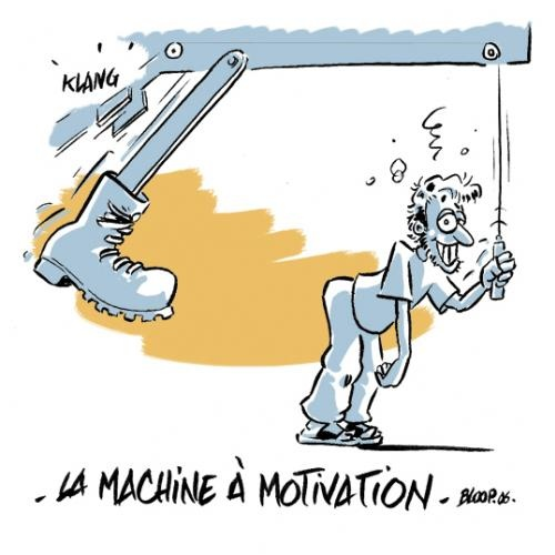 machine a motivation