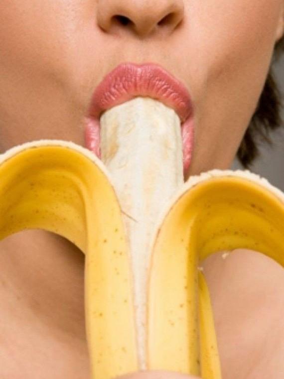 Fellation banane
