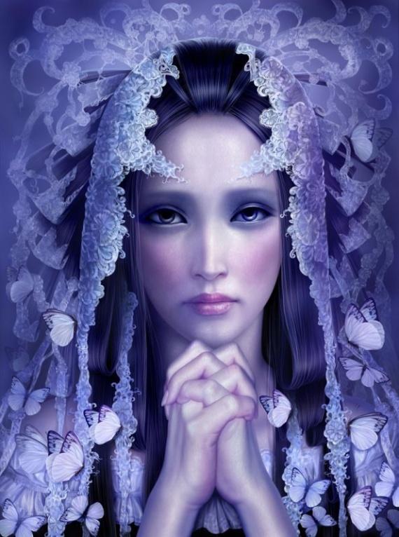 la belle violette