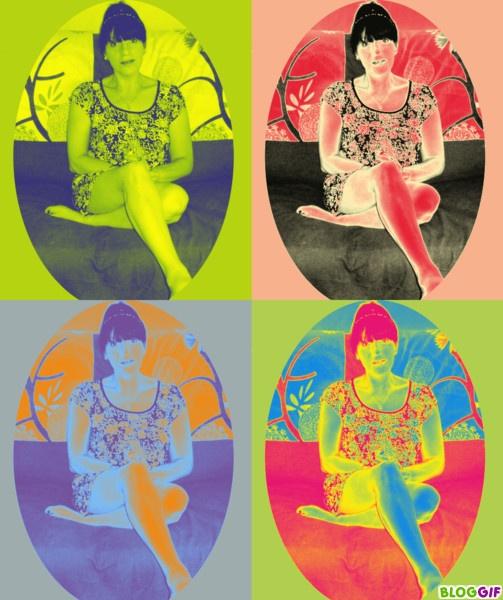 PORTRAIT POP ART