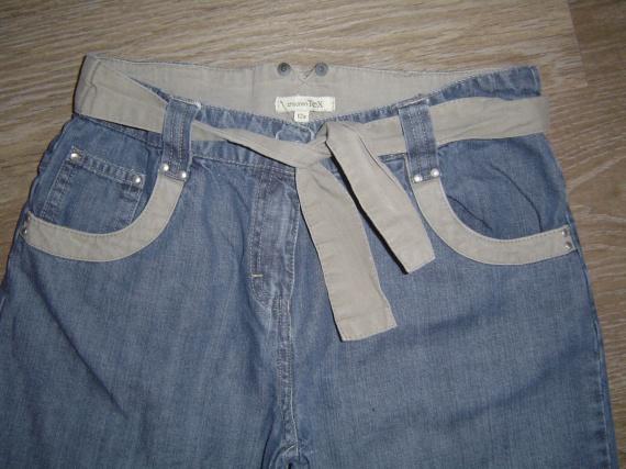 pantalon en jean 5€