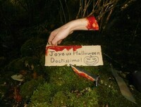 Sanglant Halloween ! :D