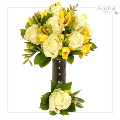 weddings-white-rose-yellow-freesia-bridal-bouquet-lg