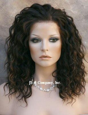 Coiffure mini vague cheveux court
