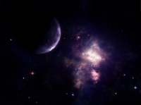 Immensité de l'espace