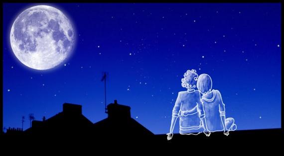 Nuit, tendresse