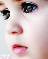 regard d'enfant