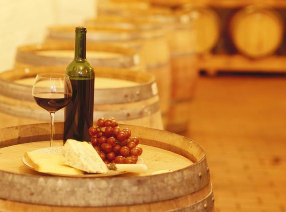Vin et fromage