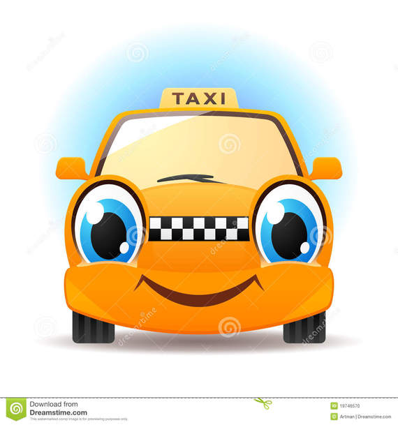 funny-cartoon-taxi-vector-car-icon-19746570