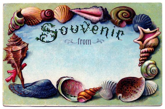carte souvenirs